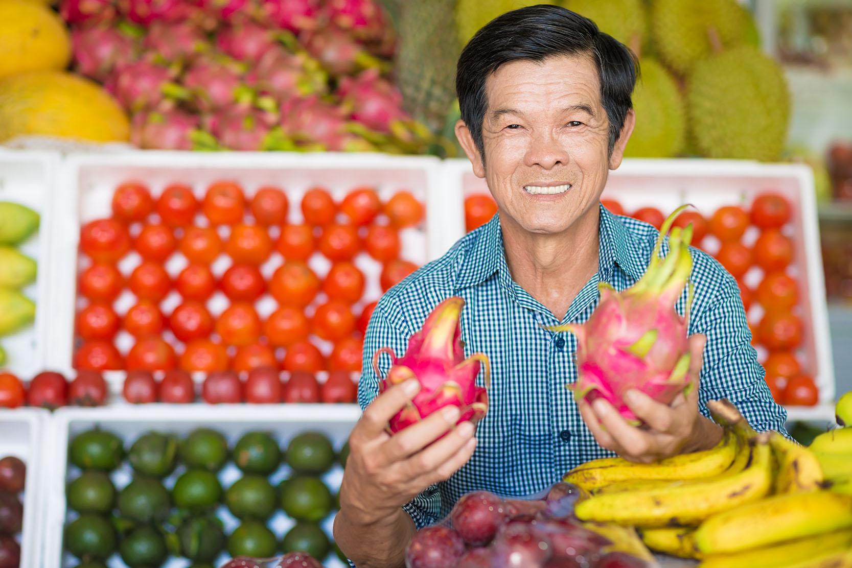 Keuthmann Frische, Exoten, Drachenfrucht