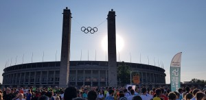 B2Run Olympiastadion Berlin