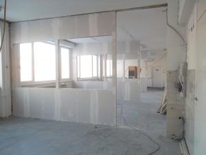 Rückblick: Die Büroerweiterung 2012