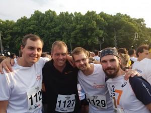 Firmenlauf Team Keuthmann