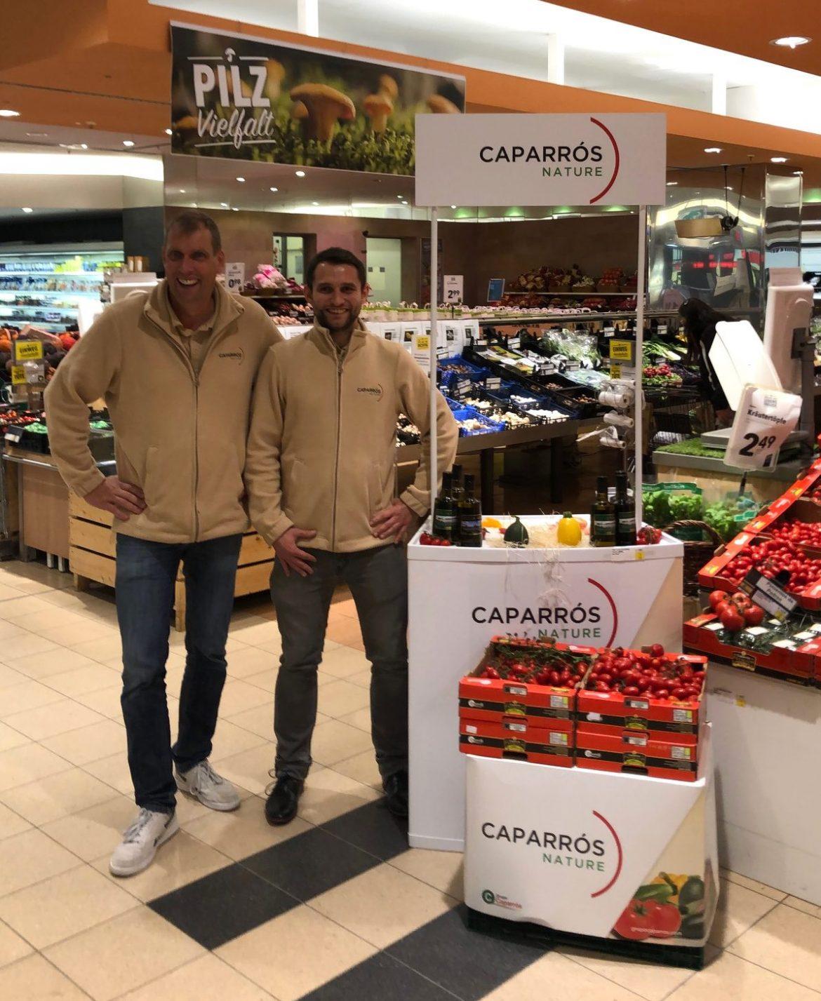 Caparrós verkostung bei Citti Team